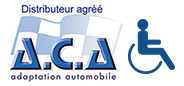 Logo ACA adaptation Automobile